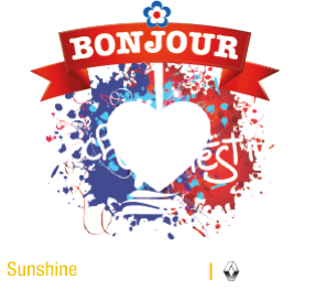 Bonjour French Festival Pratten Park Broadbeach Gold Coast QLD