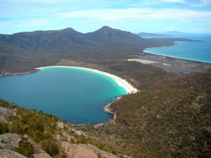 Wineglass Bay to Hazards Beach