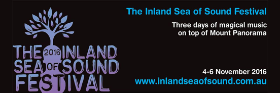 The Inland Sea of Sound Festival NSW