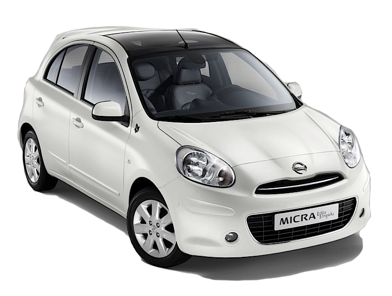 Book a Nissan Micra today